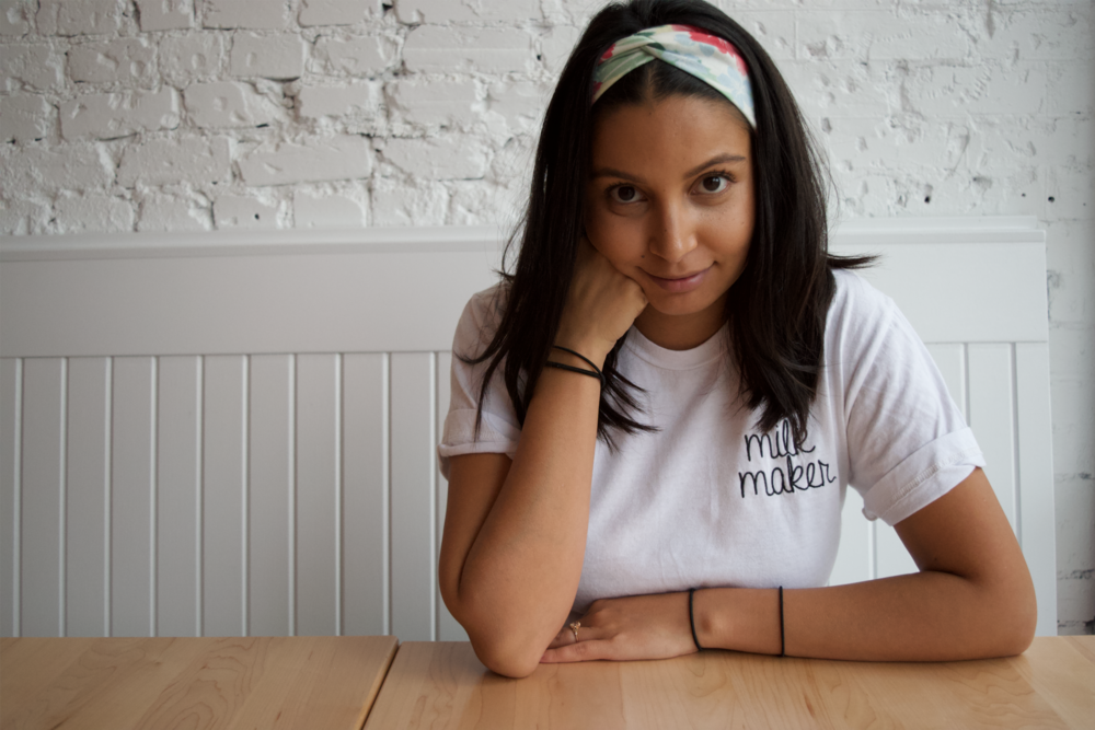 I'm Aminah, the Mama - I'm Aminah.I'm the founder of Unapparenthood. I studied a few things here and there, dabbled in kitchens and tech, even starting a vegan taco pop-up.I had a grand idea of creating content for the modern parent while I was pregnant last year after I lost that angel baby at 12 weeks. I was lost and broken after that missed miscarriage. After my initial heartache (heartache I still have till this day), I felt like I really needed to create this space for the realities of pregnancy for the modern parent. I wanted to empower parents to be as informed as possible from pregnancy to parenthood.So here I am, with 3 babies. Etta, my angel baby, and Unapparenthood.