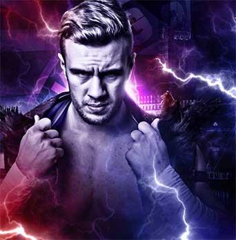 IWGP Junior Heavyweight Champion -Will Ospreay