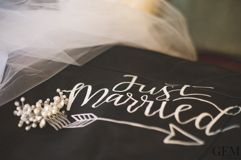 "The ""Just Married"" Jacket"