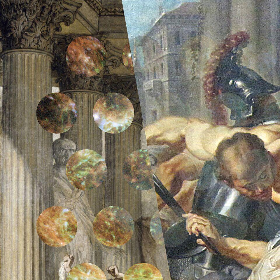 Innocents I (Upper Left)