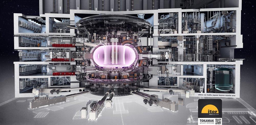 Courtesy of ITER Organization