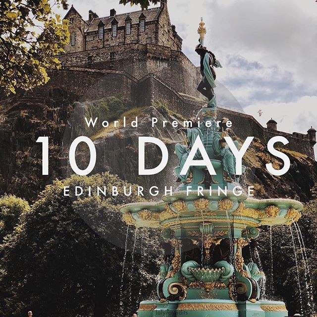 CASTLES, MOUNTAINS, and COBBLESTONE! Count us in! 😆 We can't wait to perform in Edinburgh for the Fringe! In just a couple weeks, the entire city will be bursting with theater! Over 4,000 productions in 4 weeks!  Photo: @edinburgh_snapshots  #theApricityProject #theAntiscians #edfringe #EdFringe18 #edinburghfringe #greensidevenues #intotheunknown #fairytale #newplay #originalmusic #physicaltheater #spokenword #dance #scotland #worldpremiere