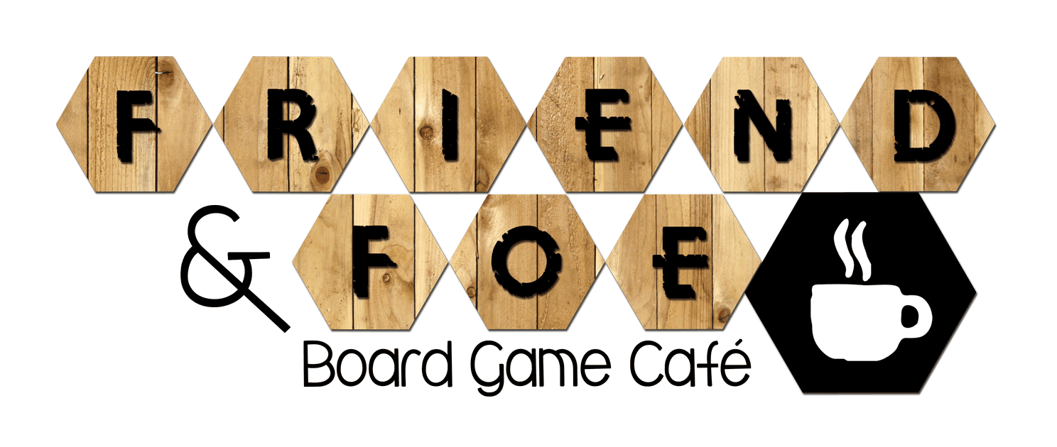 Friend & Foe Board Game Cafe