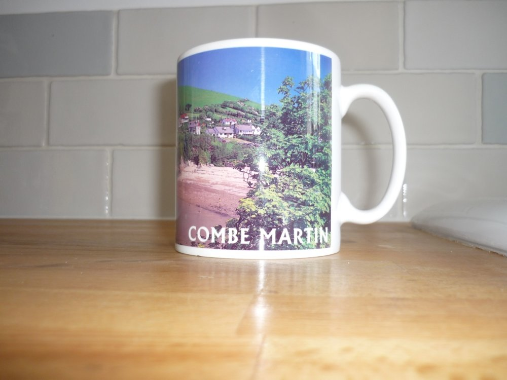 Welcome to Combe Martin!