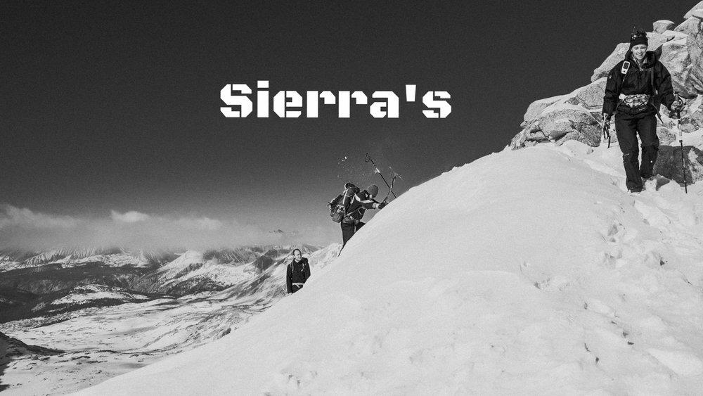 Sierra's Section