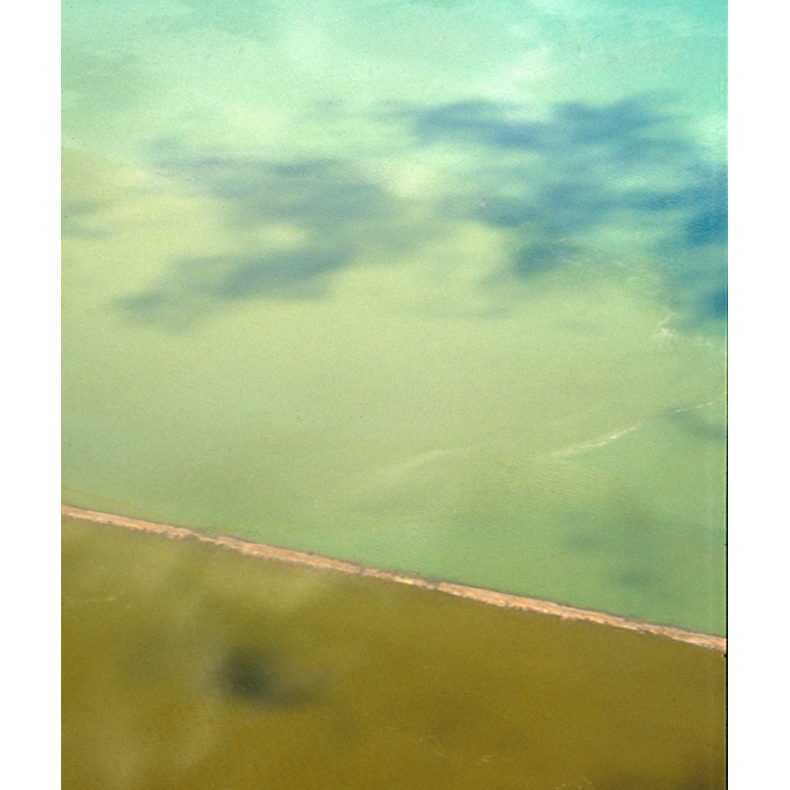 # 20 Flight from Idaho to California , 2000, original 35mm slide digitized (on an Imacon scanner), dimensions variable