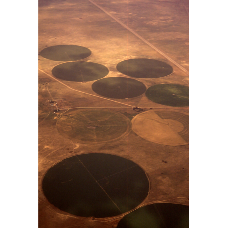 Great Plains , 2000, original 35mm slide digitized, dimensions variable