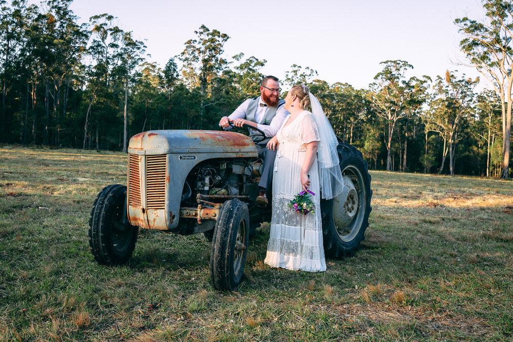 Glen & jacqui - Tullymorgan, NSW Australia