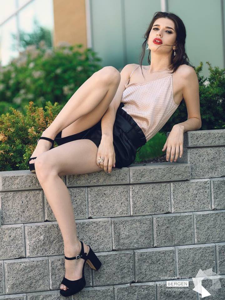 Photographer:  Sergei Bergen  Style:  Natalie Yesina  MUA:  Vladyslava Kudryavtseva  Jewelry:  Invidiosa Jewelry (for LOFT.bijoux)  Model:  Gabrielle Vézina