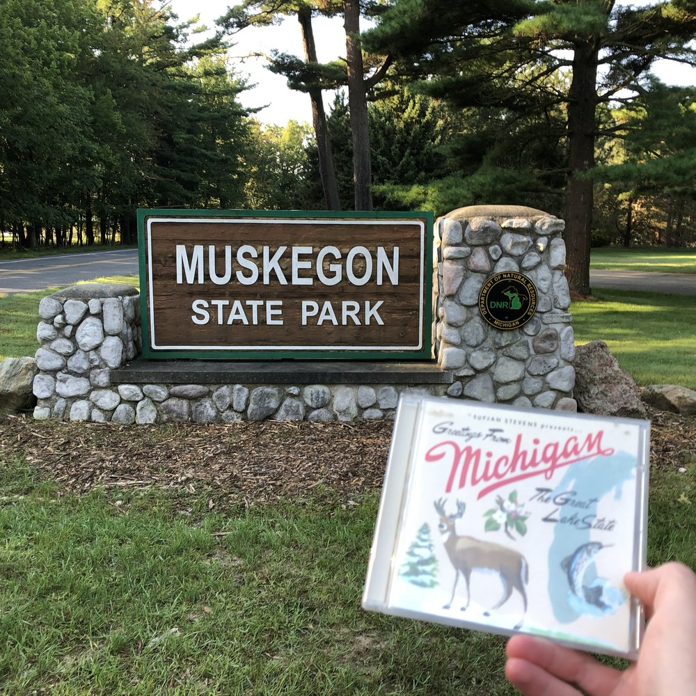 Muskegon State Park