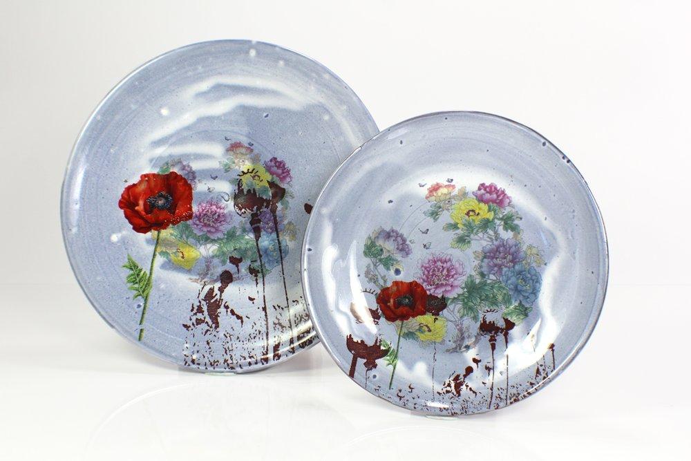 - Plates