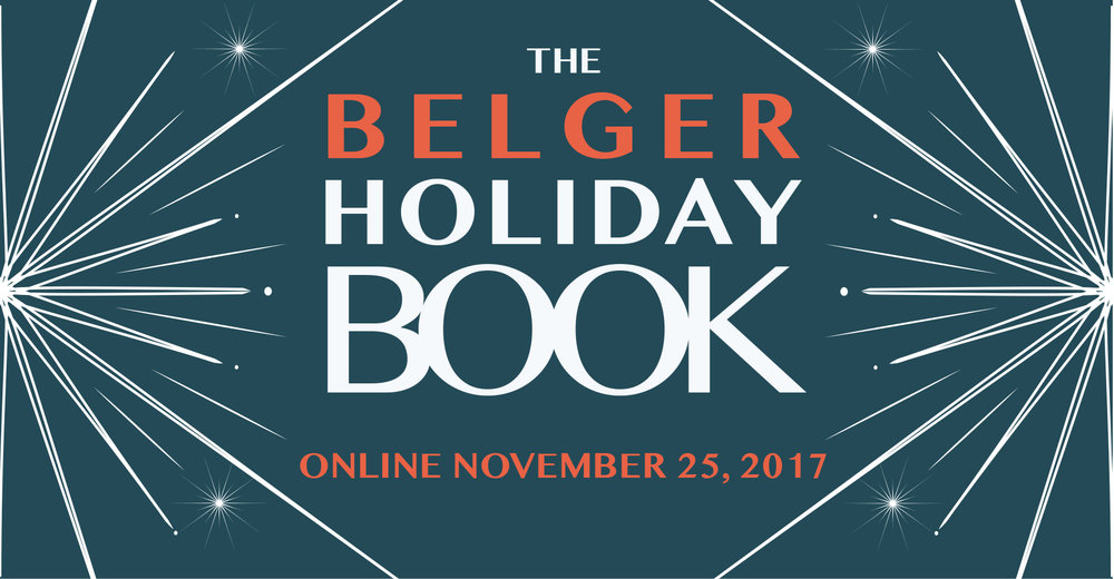 Belger Holiday Book 2017