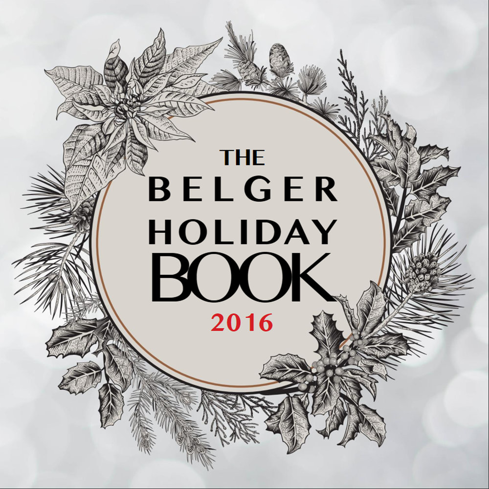 Belger Holiday Book 2016
