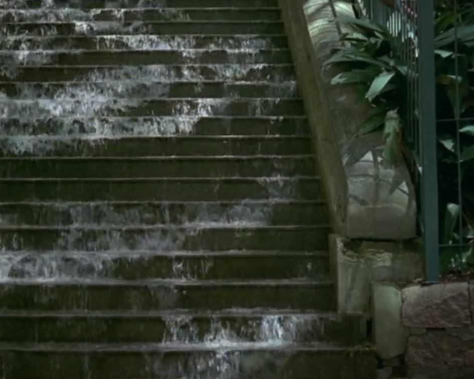 august 25, 2018 - october 28, 2018 - waterfall as cinema