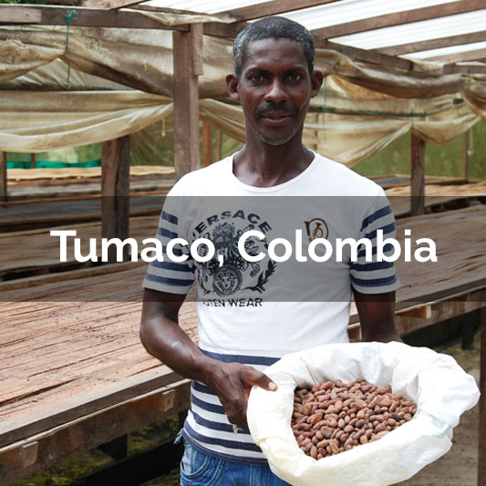 Tumaco, Colombia - 2017 Harvest