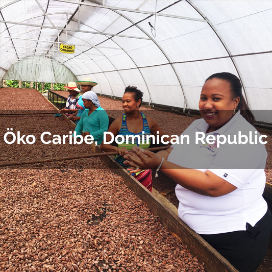 Öko Caribe, Dominican Republic - 2017 Harvest
