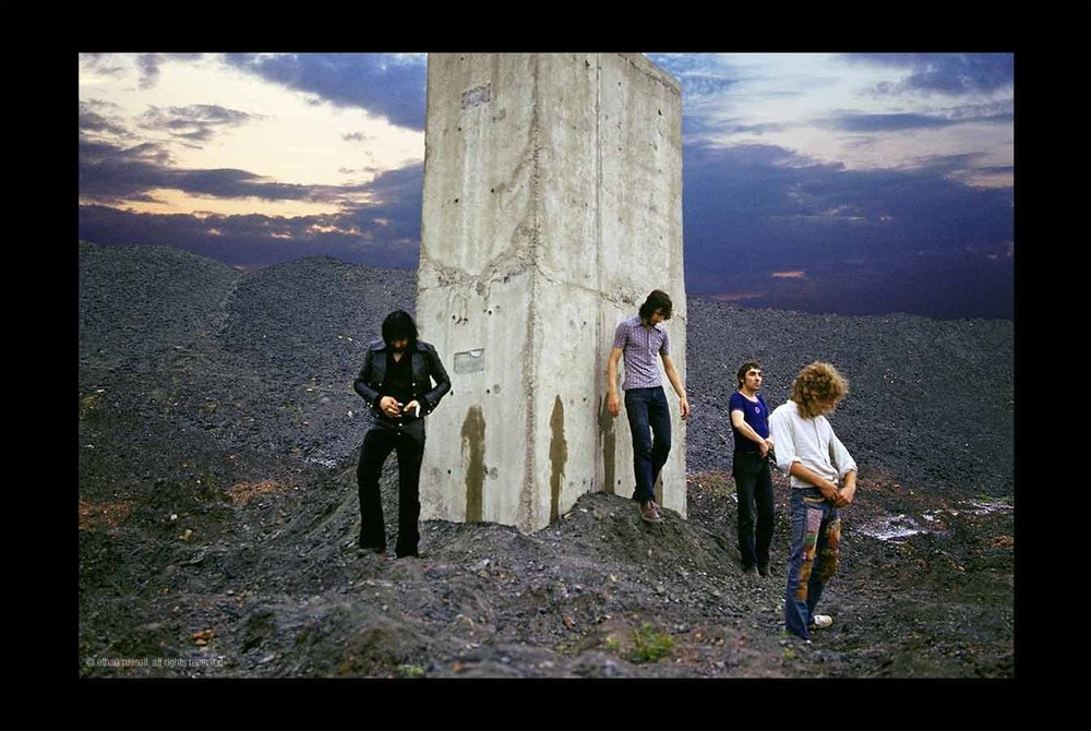 The who.  Ethan Russell, Who's next.jpg