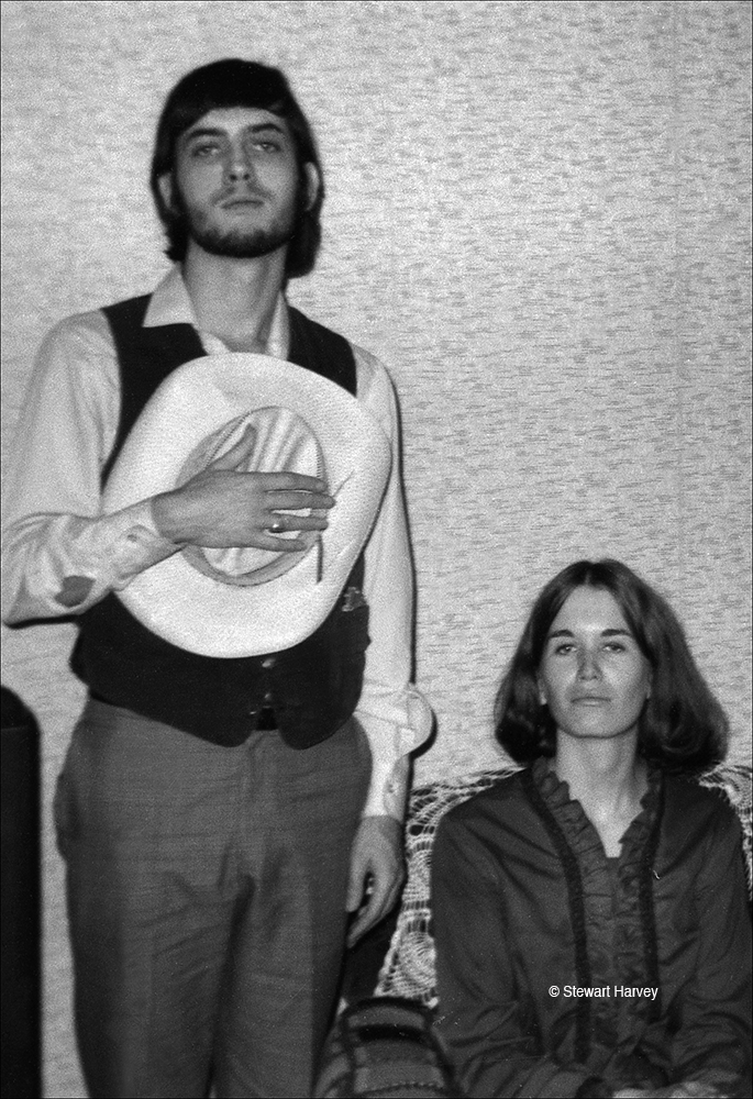 Larry and Jan, 1969