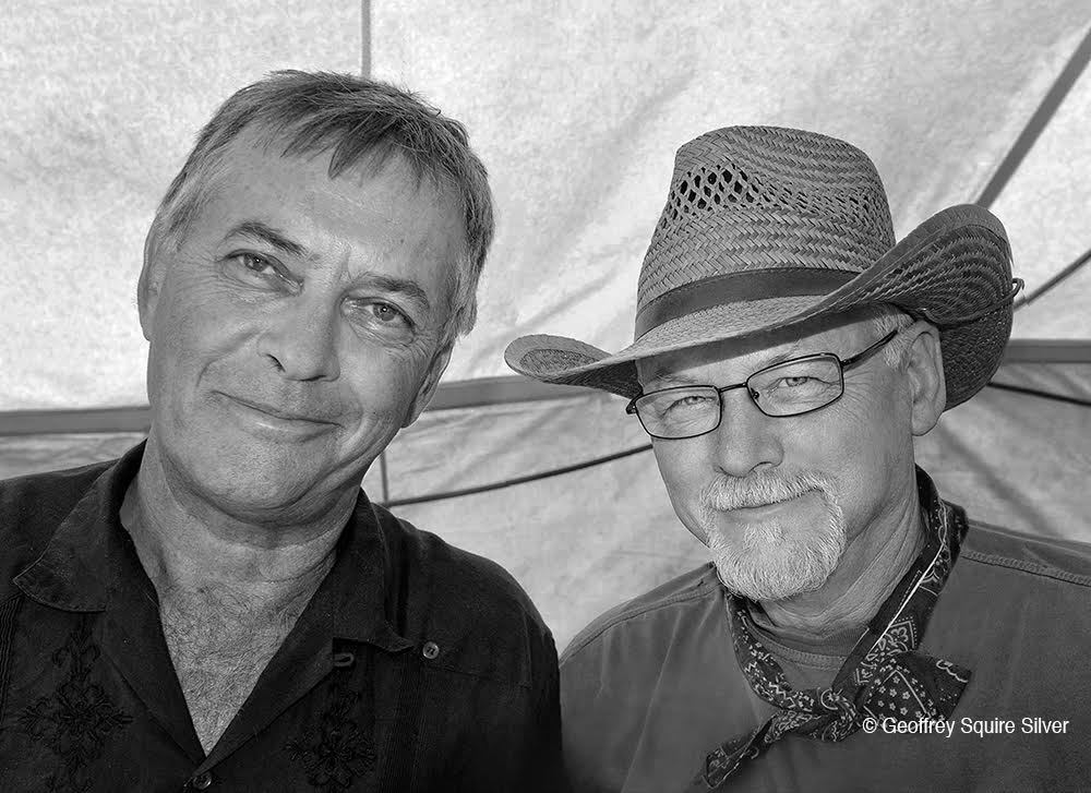 Harvey Brothers, 2012 (Photo by Geoffrey Squire Silver)