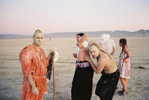 Mud People: Dan Evans and Sebastian Hyde