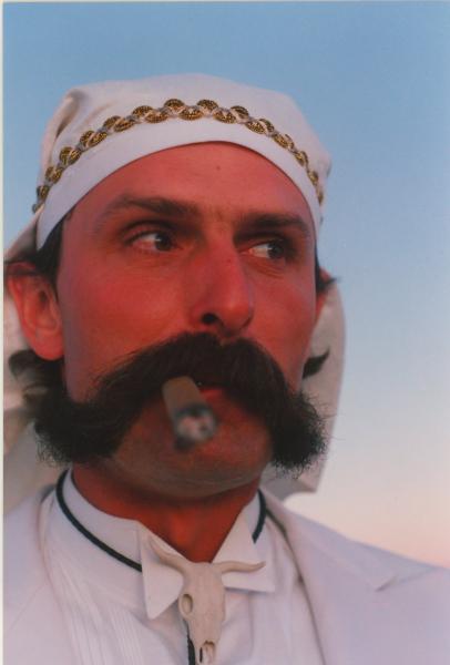 John Law - Founder of Burning Man