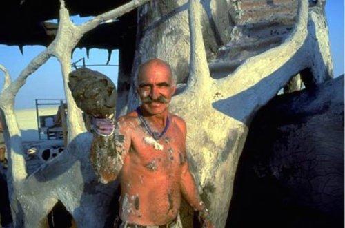 "Pete Ozan - Artist Who Brought ""Big Art"" to the Playa"