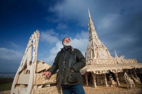 David Best - Temple Designer
