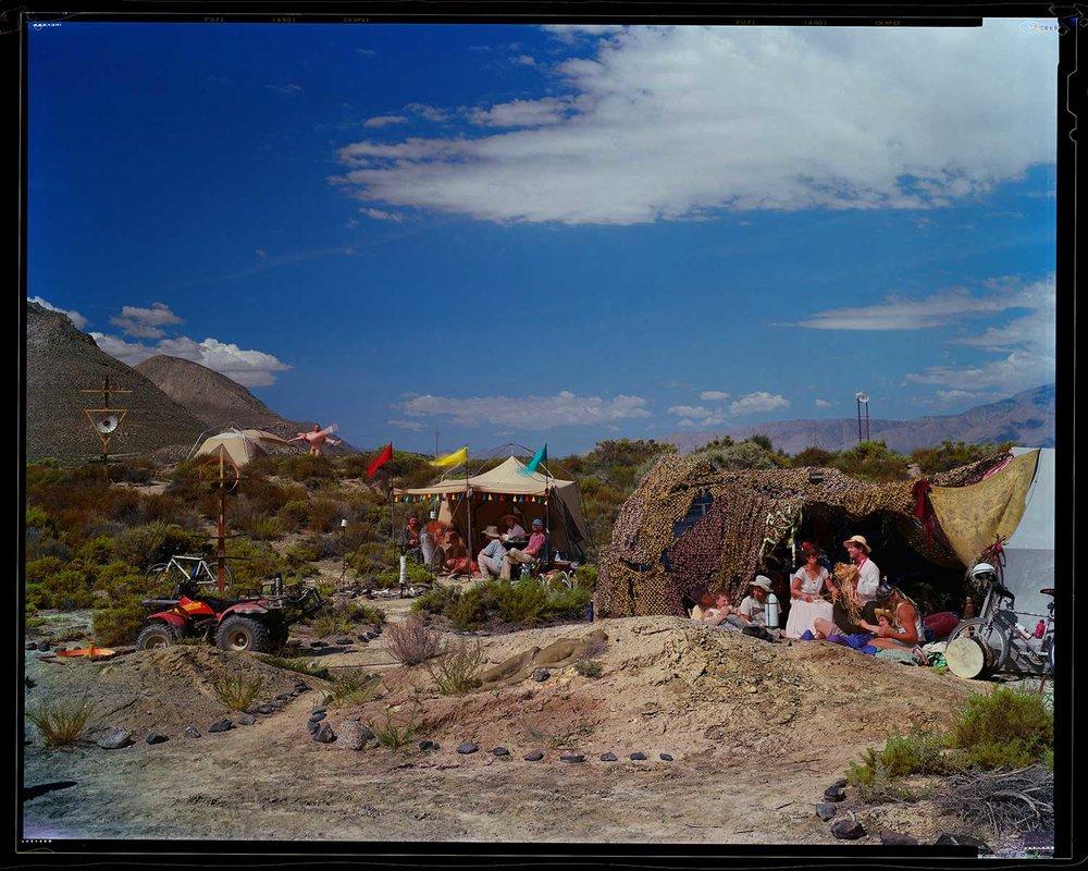 Desert Passion Play