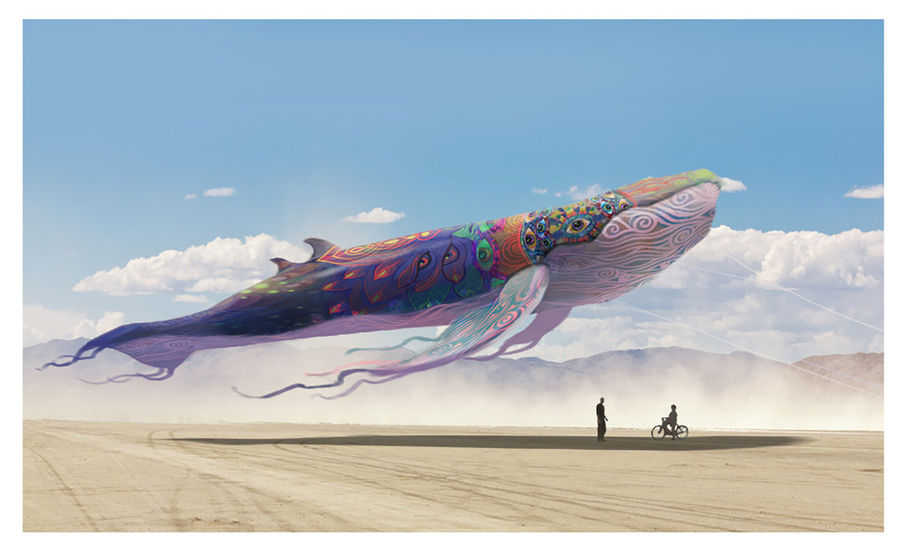 Blake Marcus's Skywhale