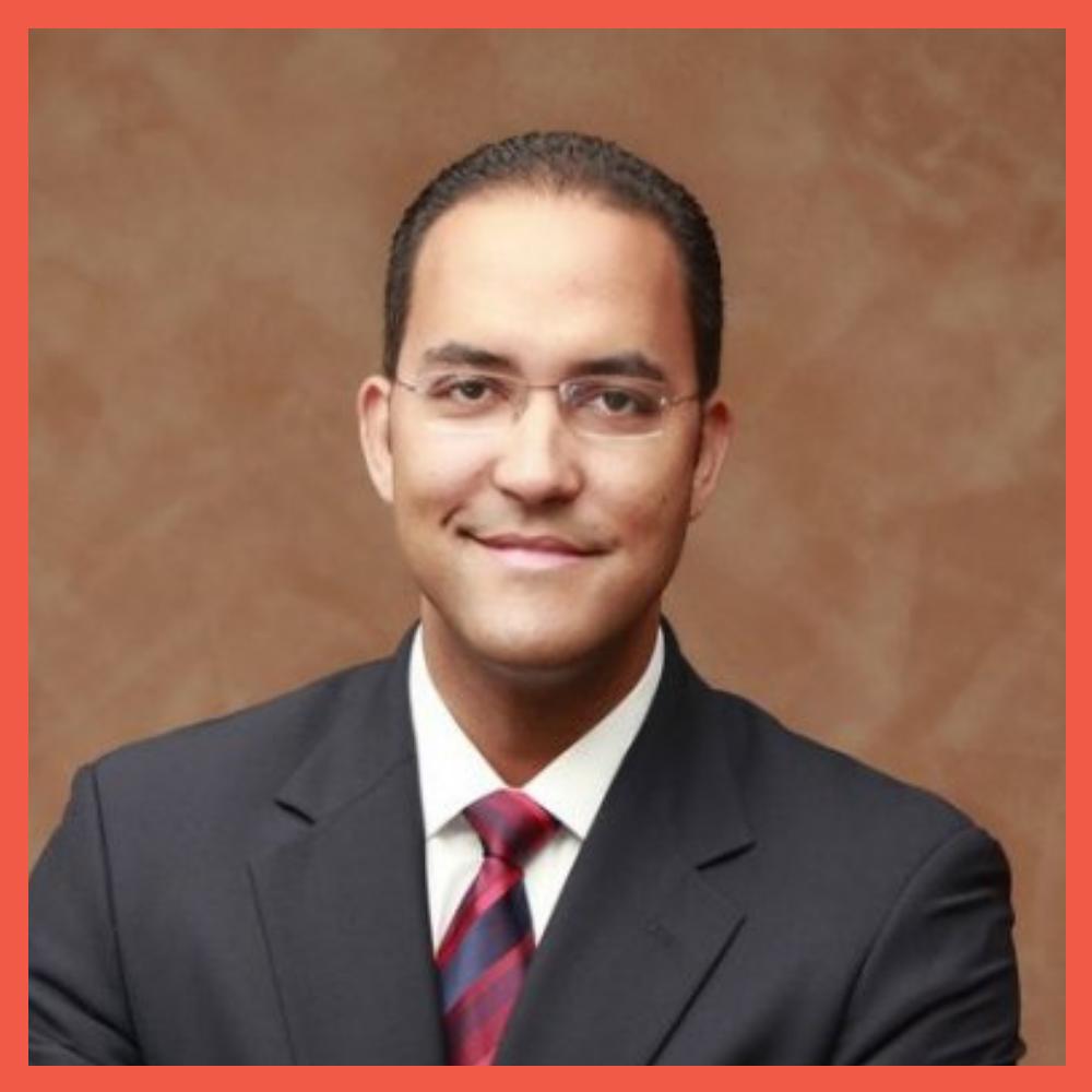 Will Hurd - Representative (R-TX-23)