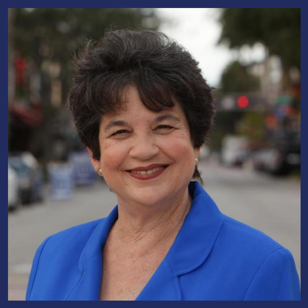 Lois Frankel - Representative (D-FL-21)