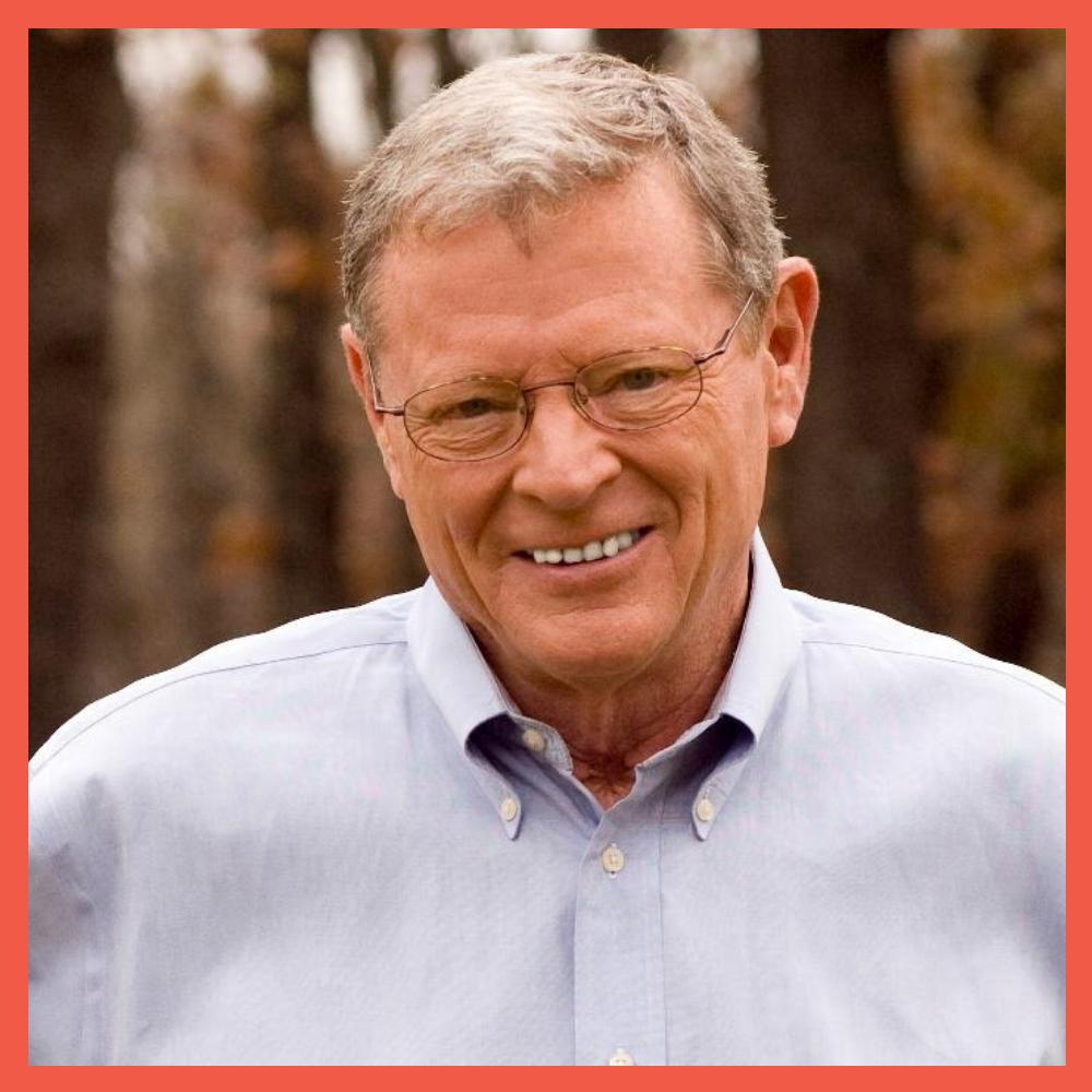 Jim inhofe - Senator (R-OK)