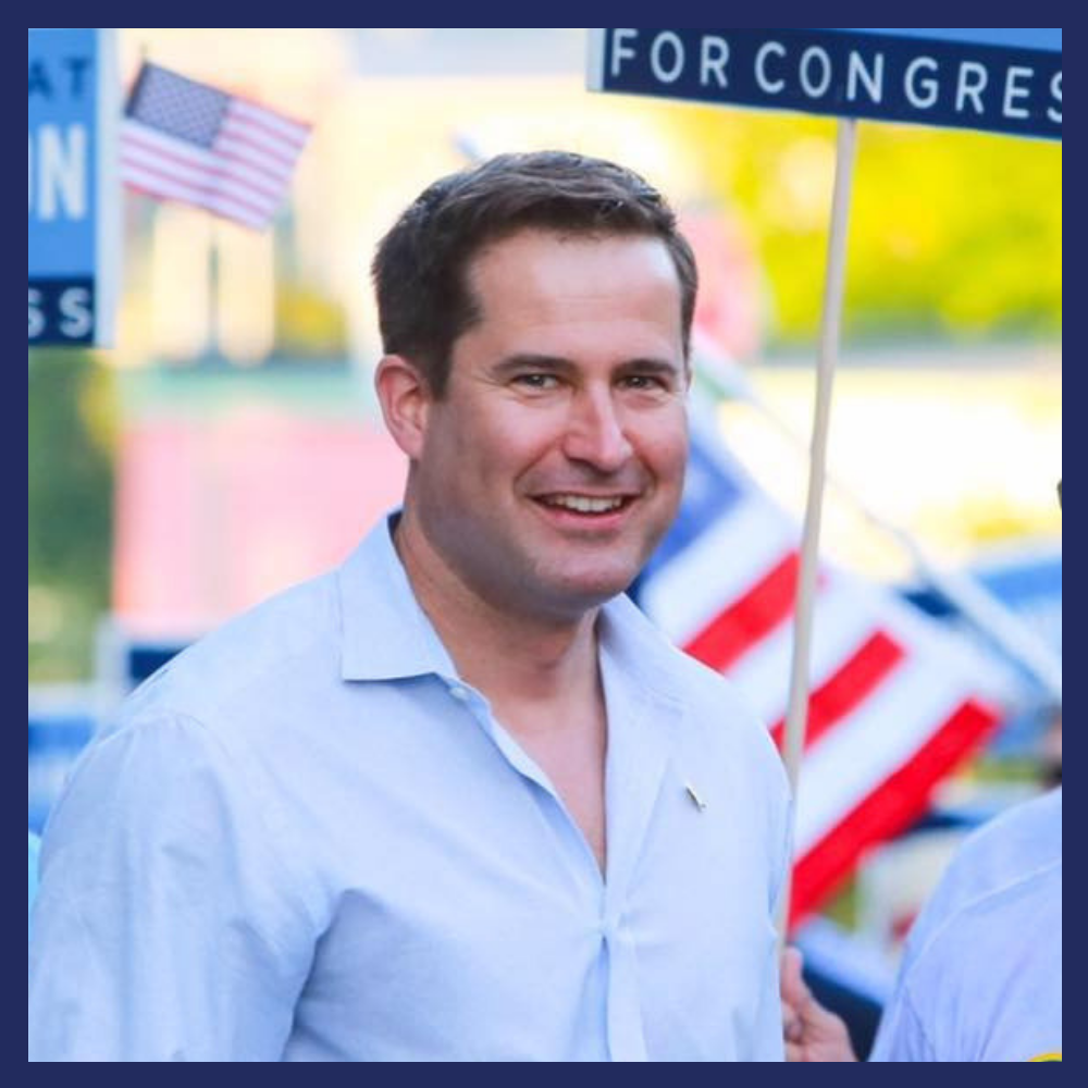 Seth Moulton - Representative (D-MA-6)