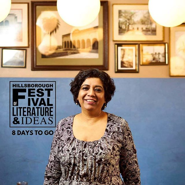 Book for Darjeeling Express with Asma Khan and all other events taking place at the Hillsborough Festival of Literature & Ideas 2019 via the link in our bio.  Eight days to go!!! #HBLitFest . . . . . . #books #festival #amreading #amwriting #cookbooks #writing #fiction #poetry #prose #hillsborough #discoverni #northernireland #lisburn #castlereagh #castle #biography #discussion #debate #ideas