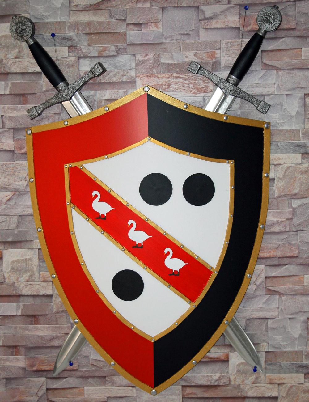 The Clarke Heraldry