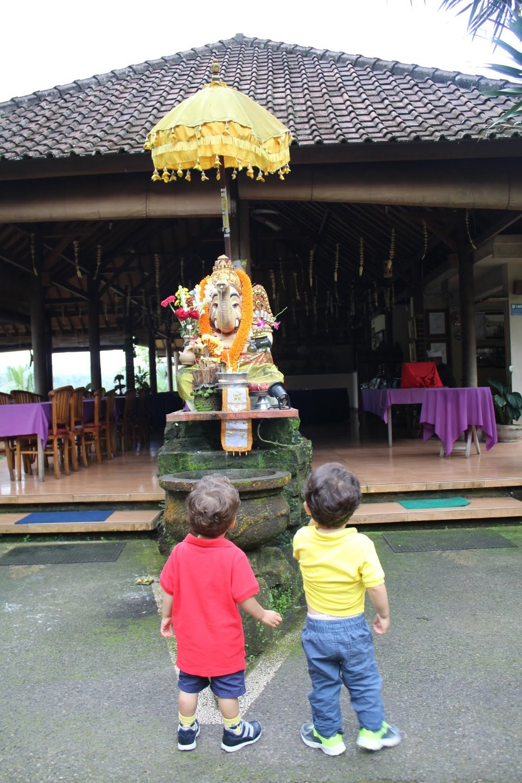 Deus Ganesha - Eu: Antonio, quem é esse elefanteAntonio: é um deus hindu.Eu: Gabriel, quem é esse elefanteGabriel: é o Janjão
