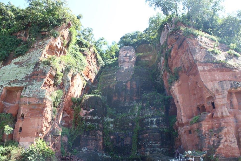 Buda Gigante, Leshan