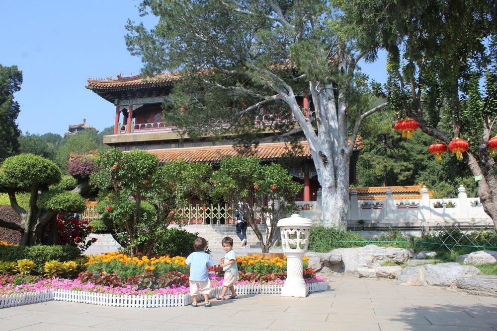 Jingshan Park, Pequim