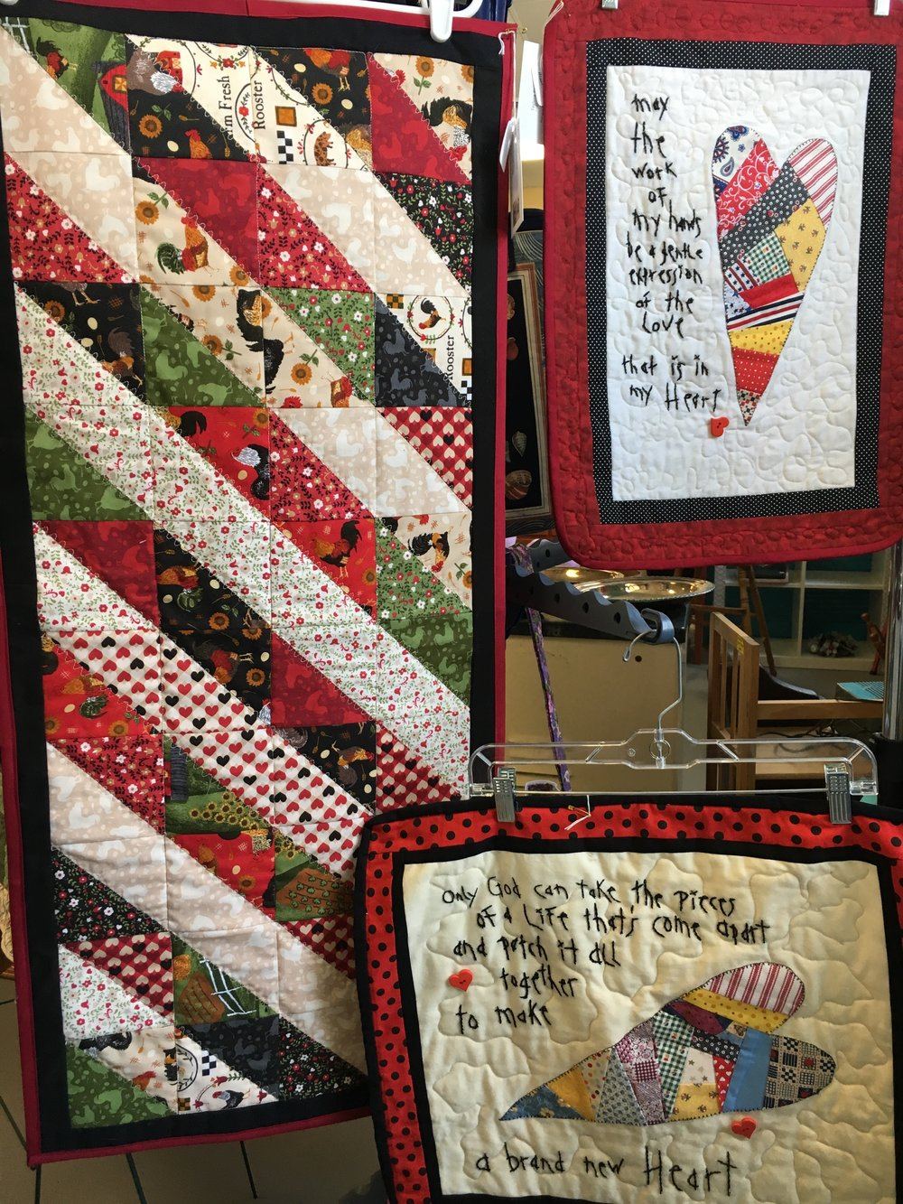 Taylor's Teddies - Quilts, bears, and other gifts made to order.