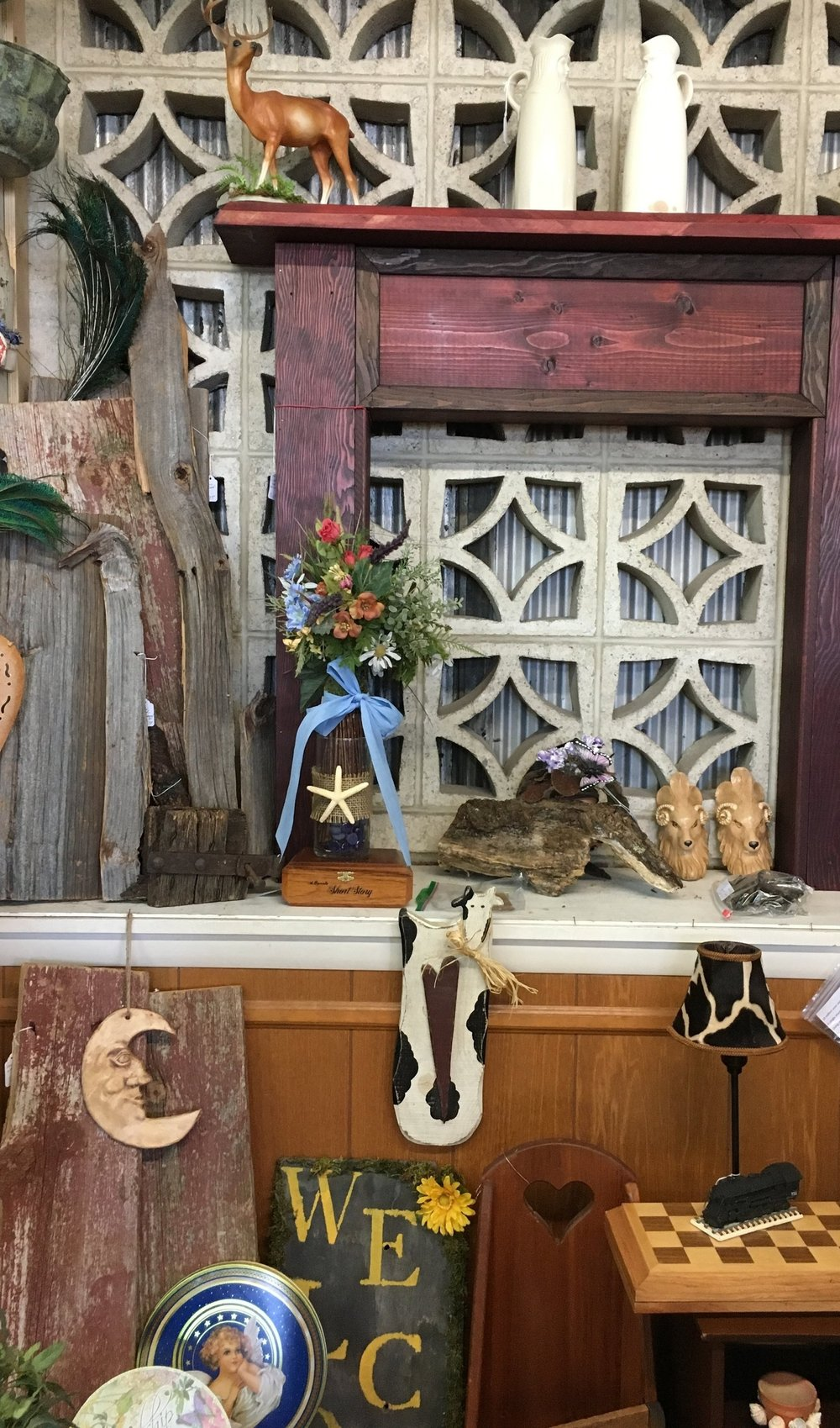 High Rock House - Barn/Country-style Decor & Collectibles!