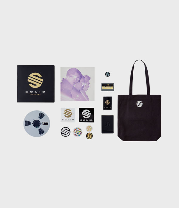 SE Set   VIP Box Set + Eco Bag + Hat CD + USB Cassette Tape [16GB/HD Audio]  ₩80,000 KRW