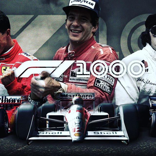 Countdown to the @f1 #race1000. Less than 12 hours now. Here's 2/3 of a tribute I've been working on to celebrate 1000 races in F1!  #f1 #china #shanghaigrandprix #motorracing #motorsport #racing #formula1 #formulaone #2019 #mazerati #fangio #jackiestewart #tyrell #celebration #gridgraphics #design #chinesegp #ayrtonsenna #senna #mclaren #michaelschumacher #schumacher #keepfightingmichael