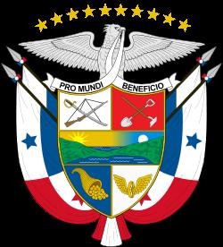 Escudo Panama 10 estrellas.png