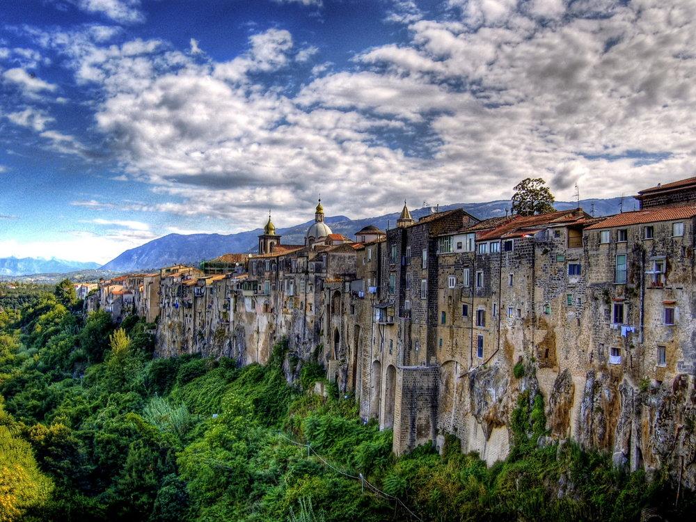 Sant Agata de Goti, Campania