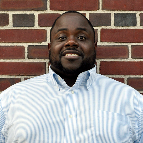 Christopher Hope  Admissions and Outreach Coordinator