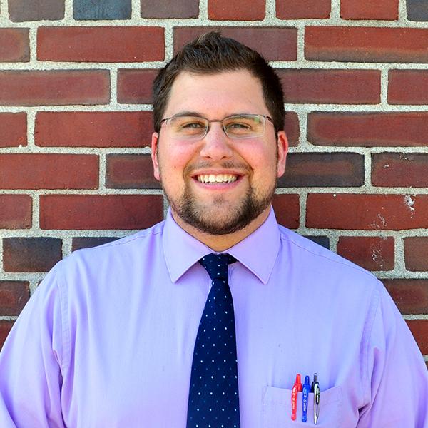Jake Haskel  Counseling Intern