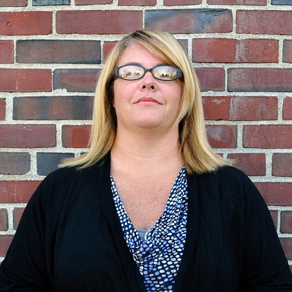 Melissa Galvin  Front Desk Coordinator