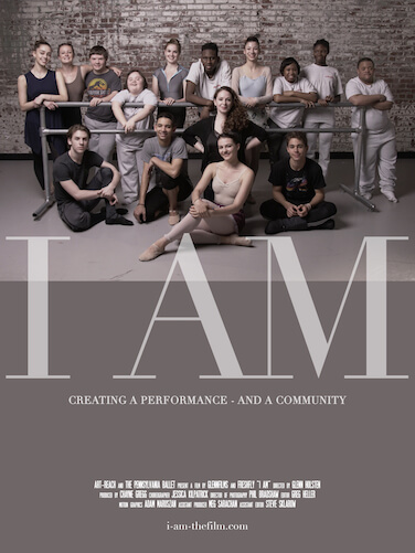 """I AM"" - Premiered at the Prince Theater in Philadelphia. Currently screening in select film festivals."