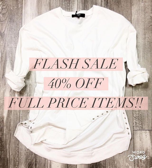 ✨come on down and enjoy 40% off all full price and 60% off sale items✨ • • • • • #flatlay #springishere #boutiquestyles #camasbeautybar #camasbeautybarandboutique #shopcamas #shoplocal #shopsmall #mycamas