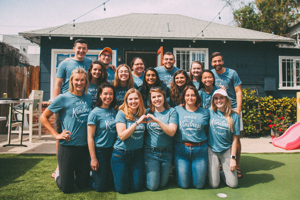 2018 Choose Love Intern Team